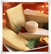 plato queso-queso hortelana-pastor del valle